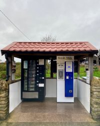 Milk Vending Machine Business UK
